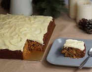 Homemade Carrot Cake