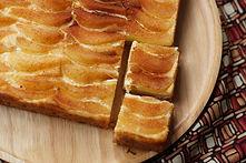 Macadamia Pear Pie