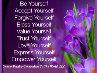 YOUR POSITIVE THINKING MIND!