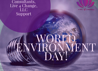 IT'S World Environment Day!