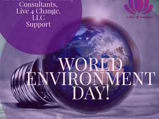 IT'SWorld Environment Day!