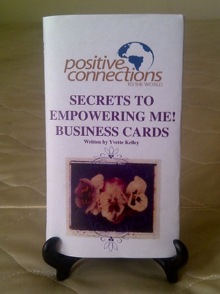 S.T.E.M.! Business Cards Book INSPIRATIONAL