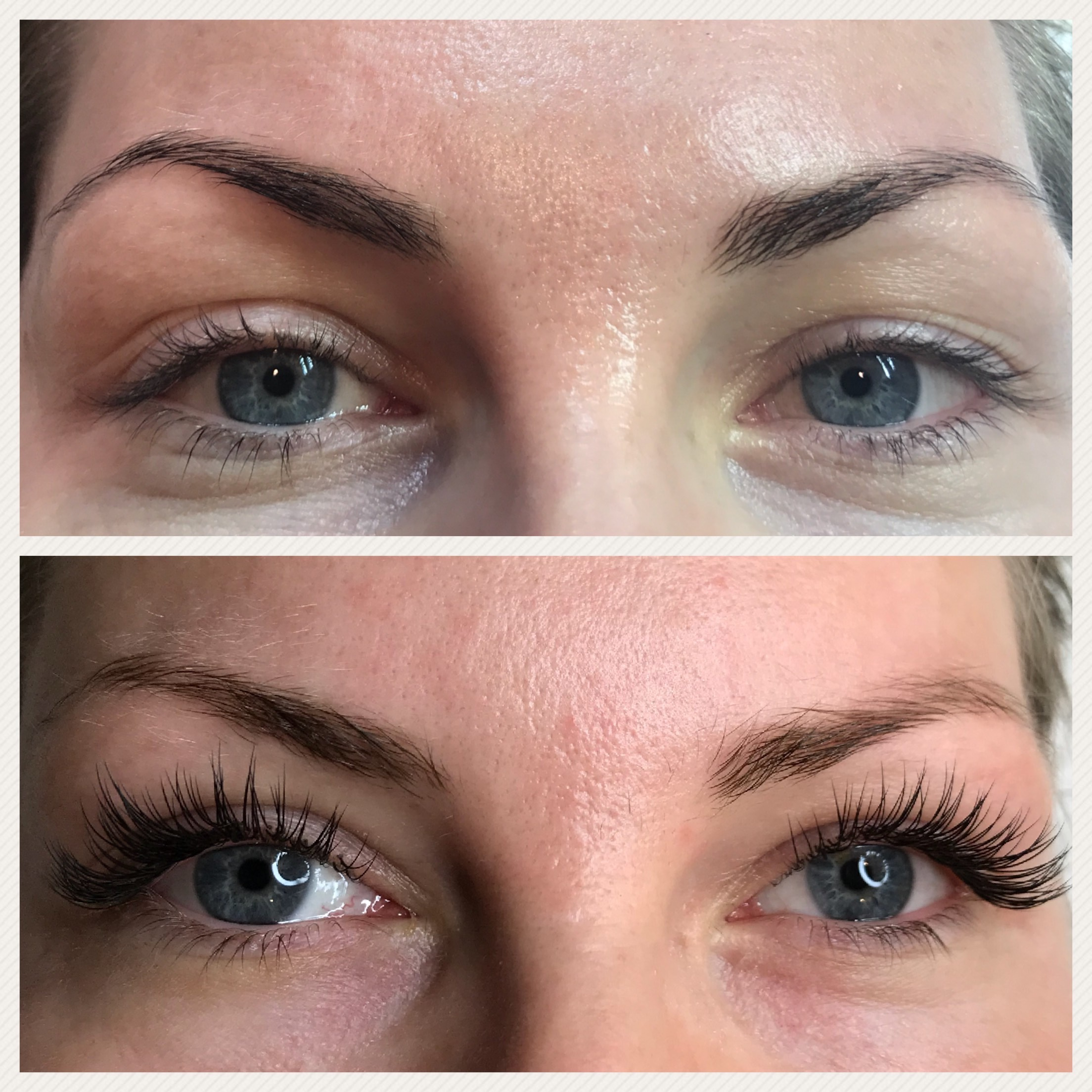 dfccfcce3b4 Eyelash extensions are used to enhance the length, curl and fullness of natural  lashes. High-quality synthetic lashes are individually applied to natural  ...