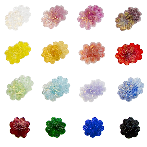 Murano glass chandeliers curtomizations