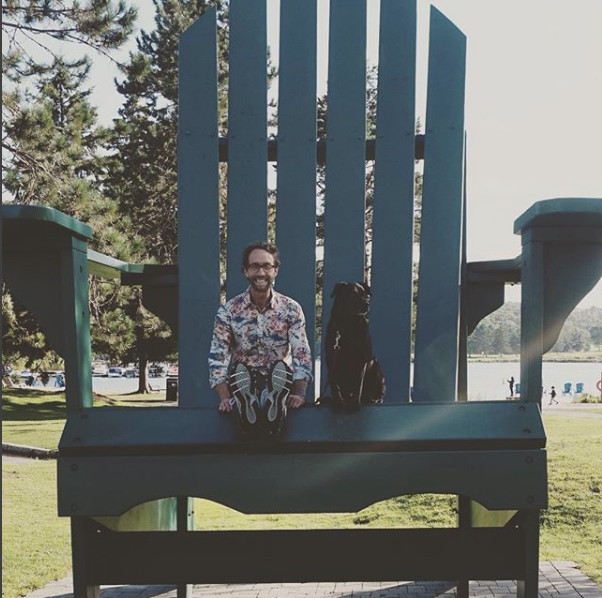 Muskoka has big chairs