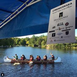 Free canoe rides!