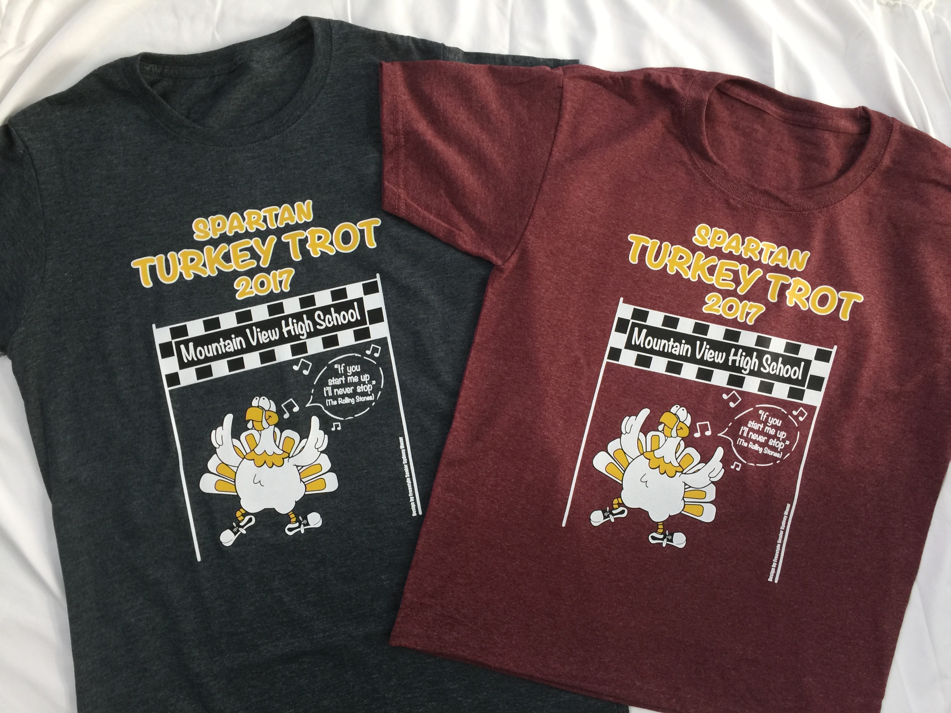 Turkey Trot - 1