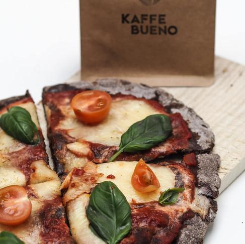 How to make a Gluten-Free Potato & Coffee Flour Pizza Crust