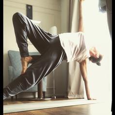 Yoga im Hotelzimmer - mein Lebenselexier
