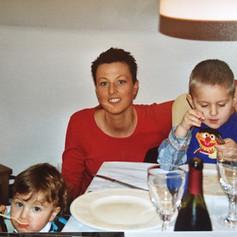 Dezember 2005 während meiner zweiten Chemotherapie. Im August hatte ich die Diagnose Lebermetastasen erhalten. Die Ärzte setzten mir eine Prognose von 6 Monaten