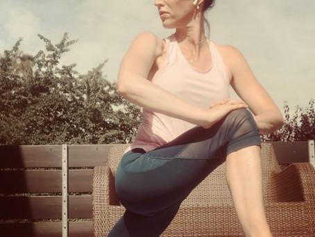 Warum Yoga und Laufen gegen Krebs...