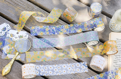 Flower (30mm) PET Tapes