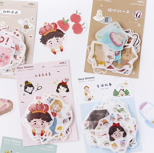 cute washi stickers