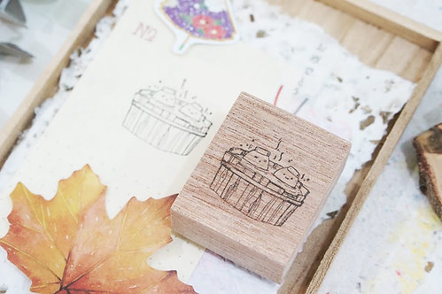 Black Milk Project Rubber Stamps Onsen