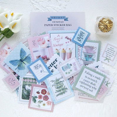 stamp stickers