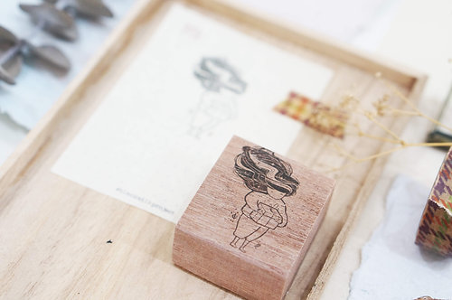 Black Milk Project Rubber stamps Gift