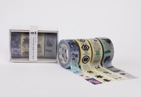 MT washi tape Japan edition