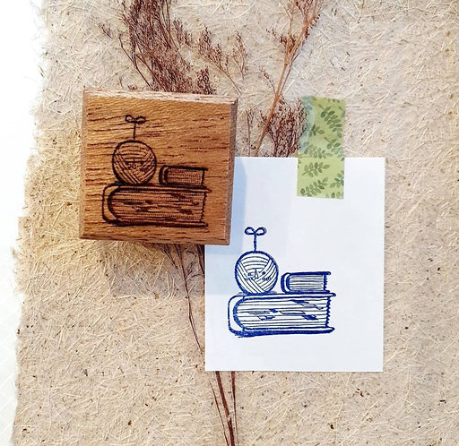 ElsieWithLove - Kakpoot 02Rubber Stamp