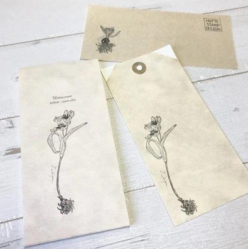 Papier Platz Hutte Memo Note Pad