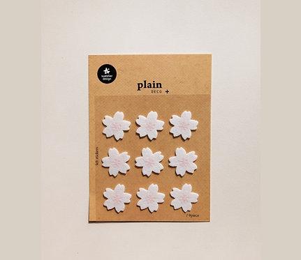 Suatelier Sticker - Plain Sakura (Light Pink) No. 1668