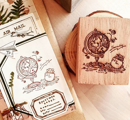 ElsieWithLove - Someday Rubber Stamp