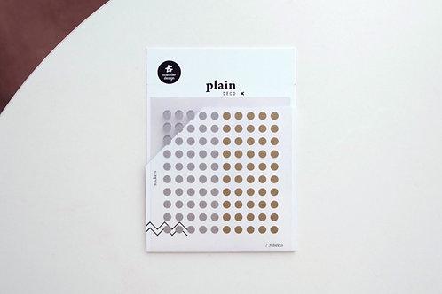 Suatelier stickers Plain