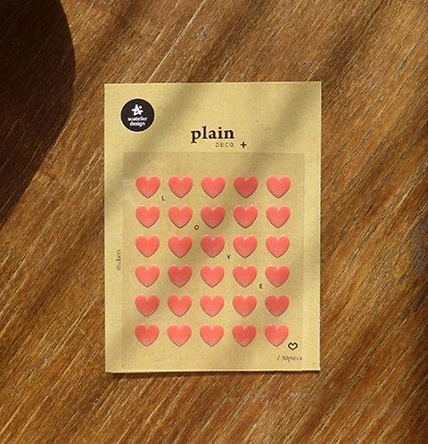 suatelier sticker plain 3D 1613