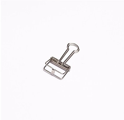 Binder Clips - Small, Silver