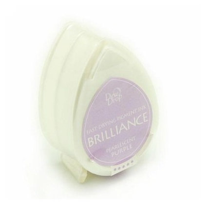 Brilliance Dew Drop - Pearlescent Purple