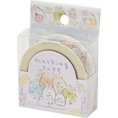 San X Sumikko Gurashi  Washi Tape - Bunny Ears
