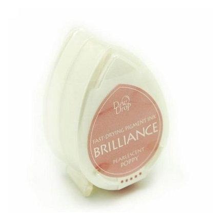 Brilliance Dew Drop - Pearlescent Poppy