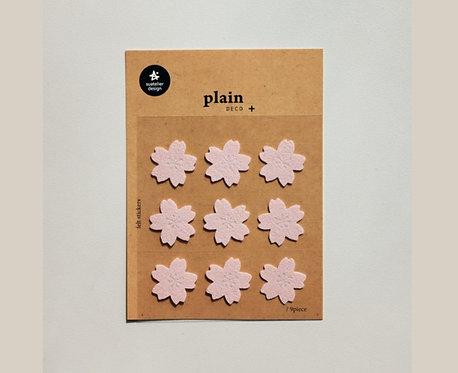Suatelier Sticker - Plain Sakura (Pink) No. 1669