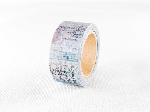 Chamil Garden washi tape water