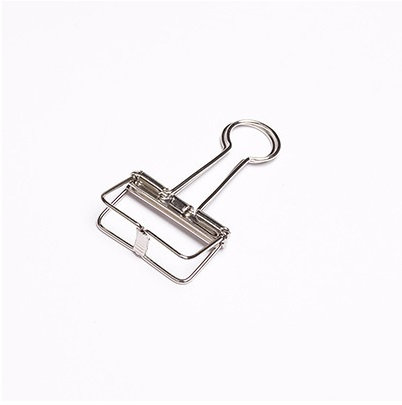Binder Clips - Medium, Silver