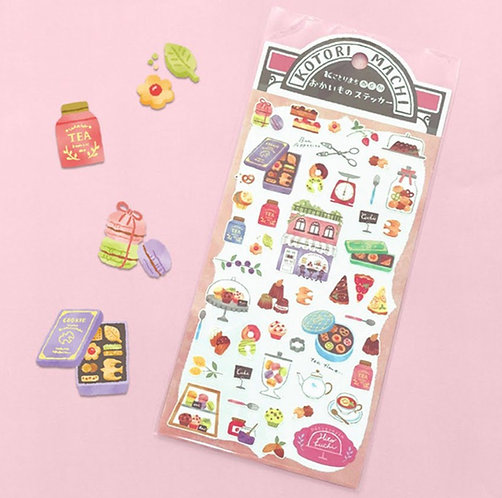 Mind Wave Kotori Machi Patisserie Stickers