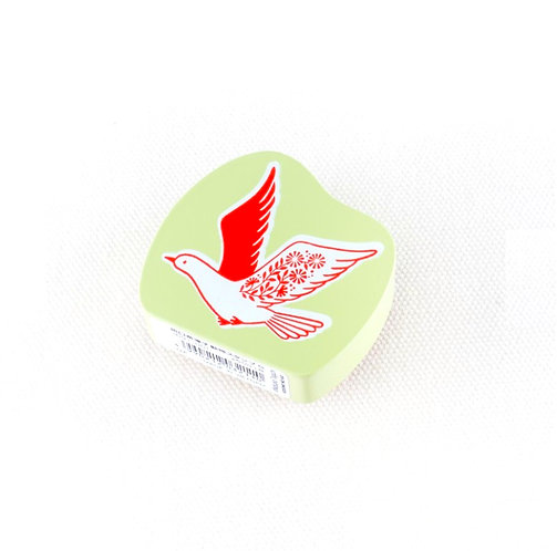Kodomo No Kao Dove rubber stamp