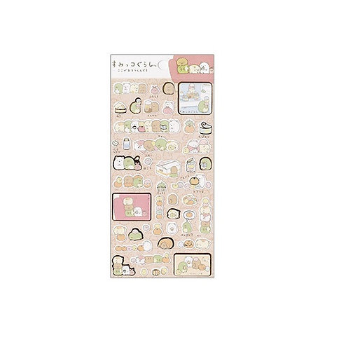 San-X Cute Japanese Sticker Sheet