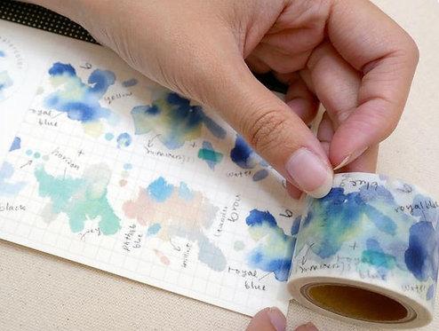 Liang Feng Watercolor Guide Vol 2 Mountain & Sea Washi Tape
