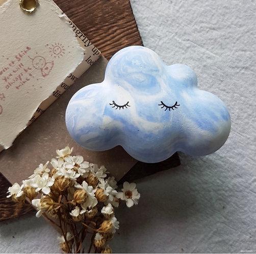 cloud rubber stamp Novebyvivient