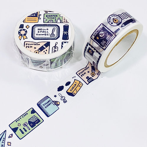papier platz eric small things washi tapes