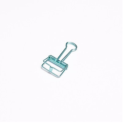 Binder Clips - Small, Mint