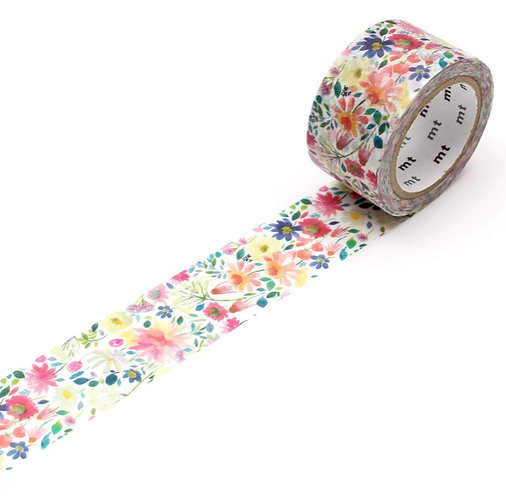 MT bluebellgray washi tape