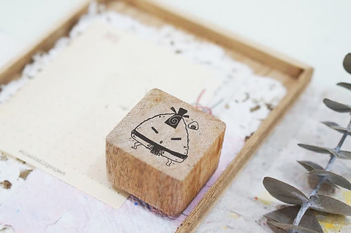 black milk project stamp
