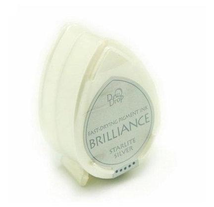 Brilliance Dew Drop - Starlite Silver