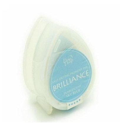 Brilliance Dew Drop - Pearlescent Sky Blue