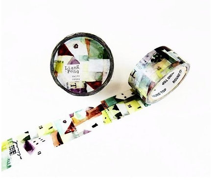 Liang Feng Vol. 3 Prism World Washi Tape
