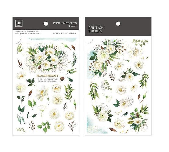 MU Print On sticker 141 Bloom Beauty