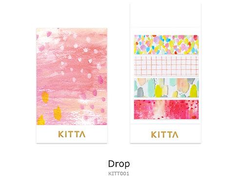 KITTA Clear PET Tape - Drop KITT001