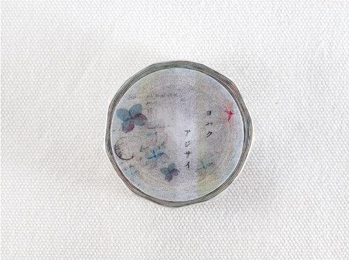 Yohaku Original Hydrangea Washi Tape Y-045