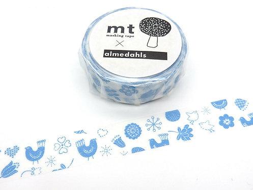 mt x almedahls Bird Song masking tape